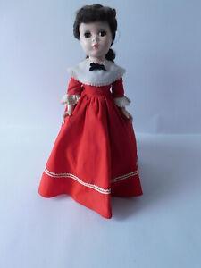 Vintage-1950-039-s-Madame-Alexander-Jo-15-Inch-Bent-Knee-Hard-Plastic