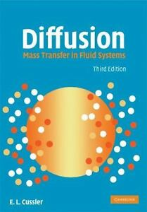Diffusion-Mass-Transfer-in-Fluid-Systems-by-Cussler-3-Ed-Hardcover