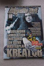 Mystic Art 1/2005 Kreator, Soilwork,Immolation,Tristania,Chroma Key