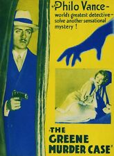 The Greene Murder Case (1929) - William POWELL - Classic Philo Vance! -  - DVD