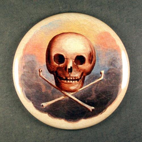Odd Fellows Skull /& Crossbones Fridge Magnet Freemasonry Masonic Secret Order