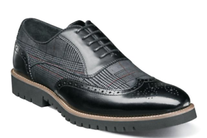 Stacy-Adams-Baxley-Mens-Shoes-Oxford-Wingtip-Black-25217-001