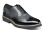 Stacy-Adams-Baxley-Mens-Shoes-Oxford-Wingtip-Black-25217-001 thumbnail 1