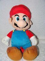 "Nintendo Super Mario Character Plush Toy 18"" Backpack"