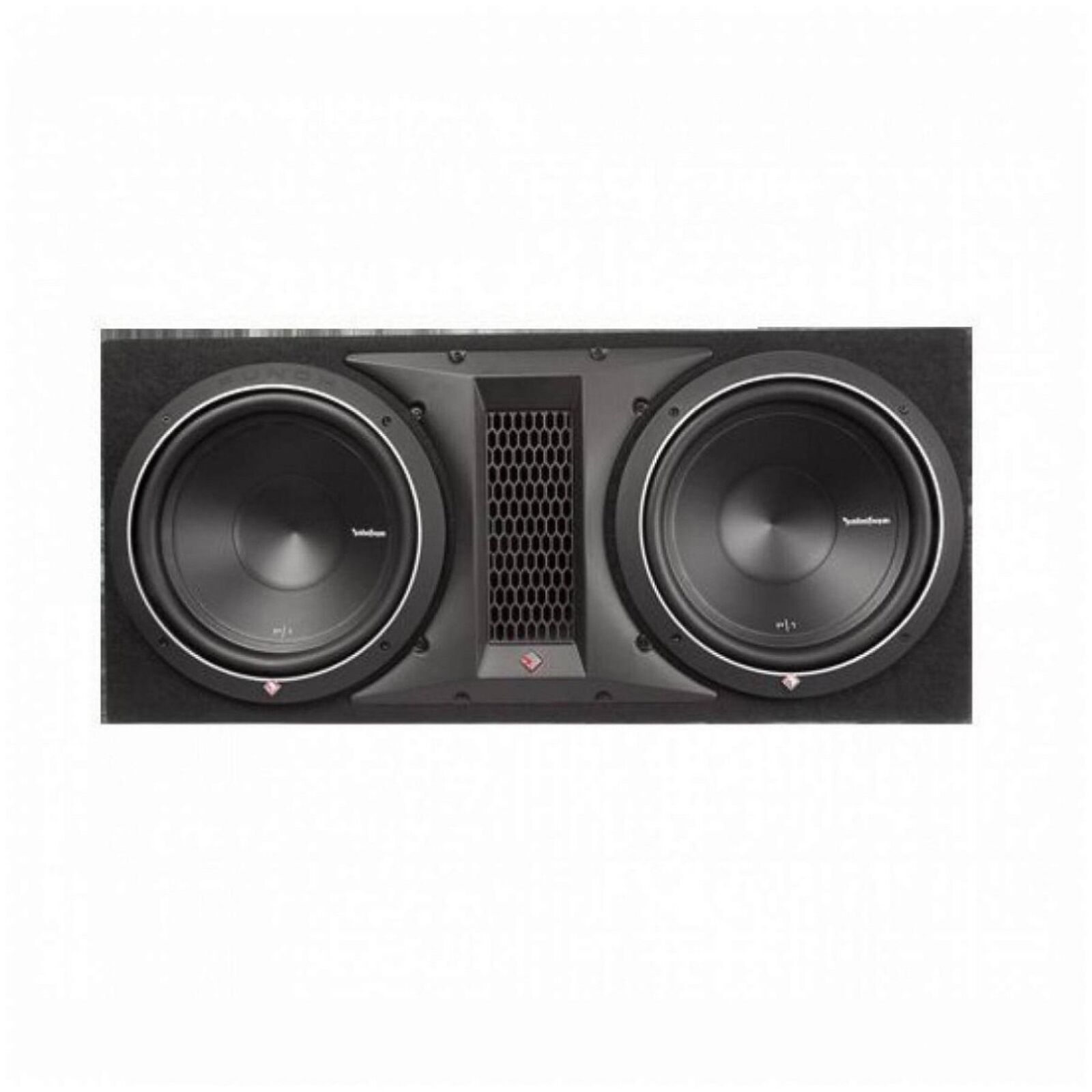 Rockford Fosgate P1 2x12 Dual 12 Loaded Subwoofer Enclosure For Norton Secured Powered By Verisign
