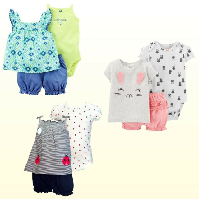 Carters Baby Boys Diaper Cover Sets 121h178