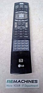 Details about LG TV Guide HR-A412 Remote Control  Selling AS-IS for parts!  FREE SHIPPING!