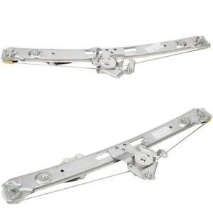 For BMW E46 3 Series Rear Left Right Power Window Regulator 51358212099