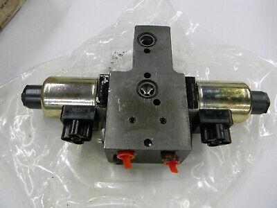 New SPX Stone Fenner 12v 3P4W Double Solenoid Directional Control Valve KDV1 G7 EBay