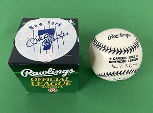 MICKEY-MANTLE-1997-Rawlings-ROAMM-New-York-Yankees-MLB-Commemorative-Baseball