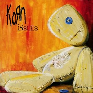 "KORN ""ISSUES"" CD NEUWARE !!!!!!!!!!!!!!!!!!!!!!!!!!!!!!"