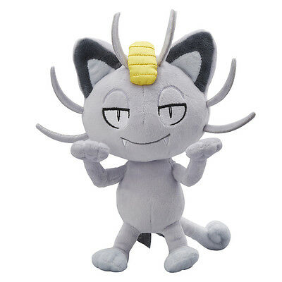 [Japan Pokemon Center Limited] Plush Doll Alola Meowth