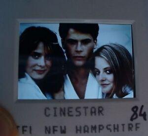 Jodie Foster Nastassja Kinski Rob Lowe 35mm Photo Slide | eBay