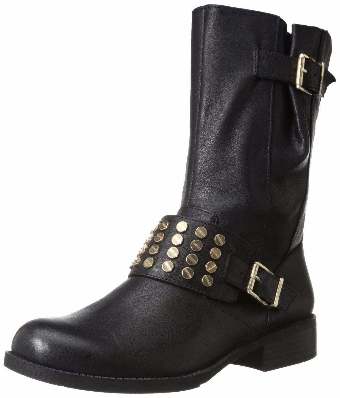 Jessica Simpson Skylare Skylare Skylare Negro Moto botas (mujeres)  al precio mas bajo