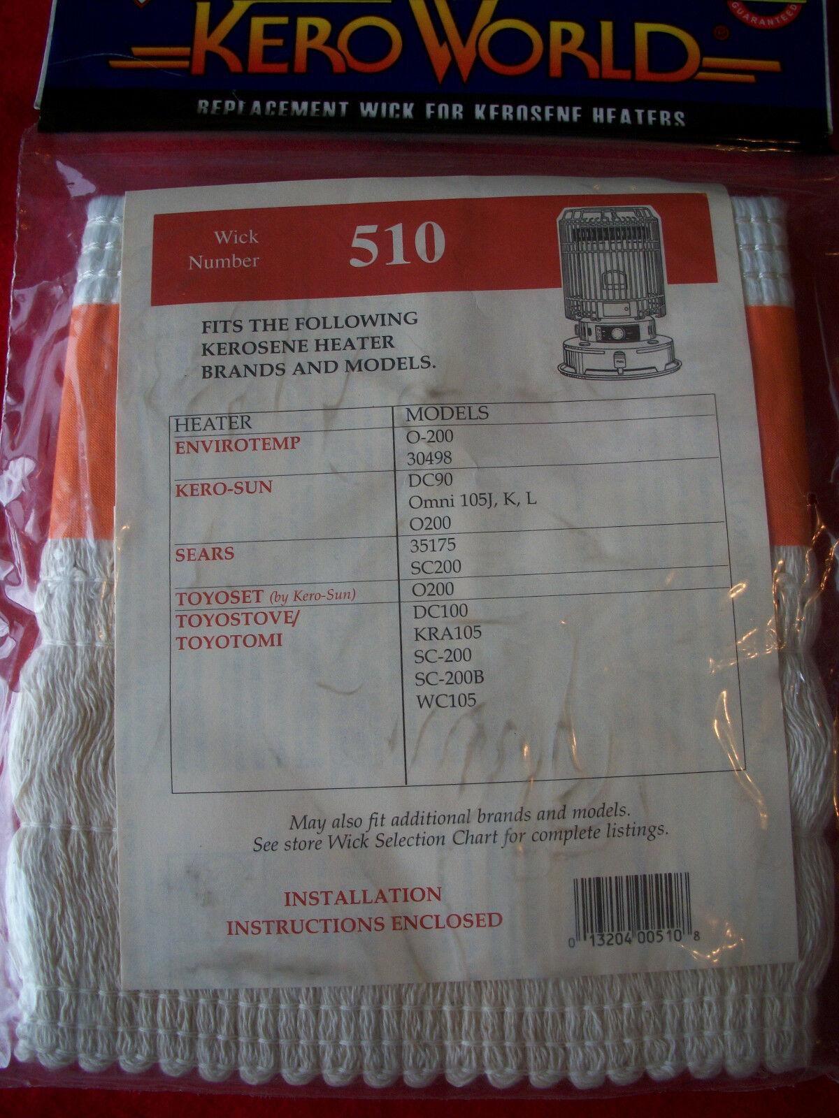 Kero Sun Wicks Wiring Library Chattanooga M2 Diagram Kerosun Toyostove Dc 100 90 Kerosene Heater Wick W Igniter