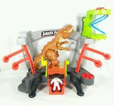 Imaginext 165389 Jurassic World Research Lab Playset-Neuf