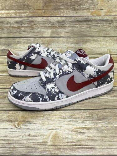 Nike Dunk Low Premium Splatter Limited Edition SB