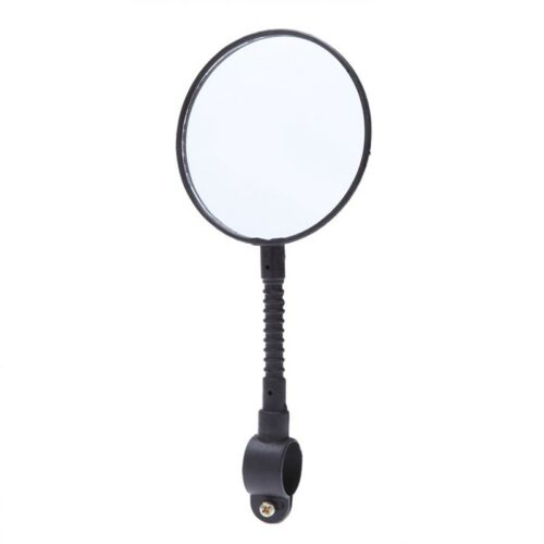 MTB Bike Bicycle Rear View Mirror Reflective Safety Flat Mirror Cycling Acc C6D2
