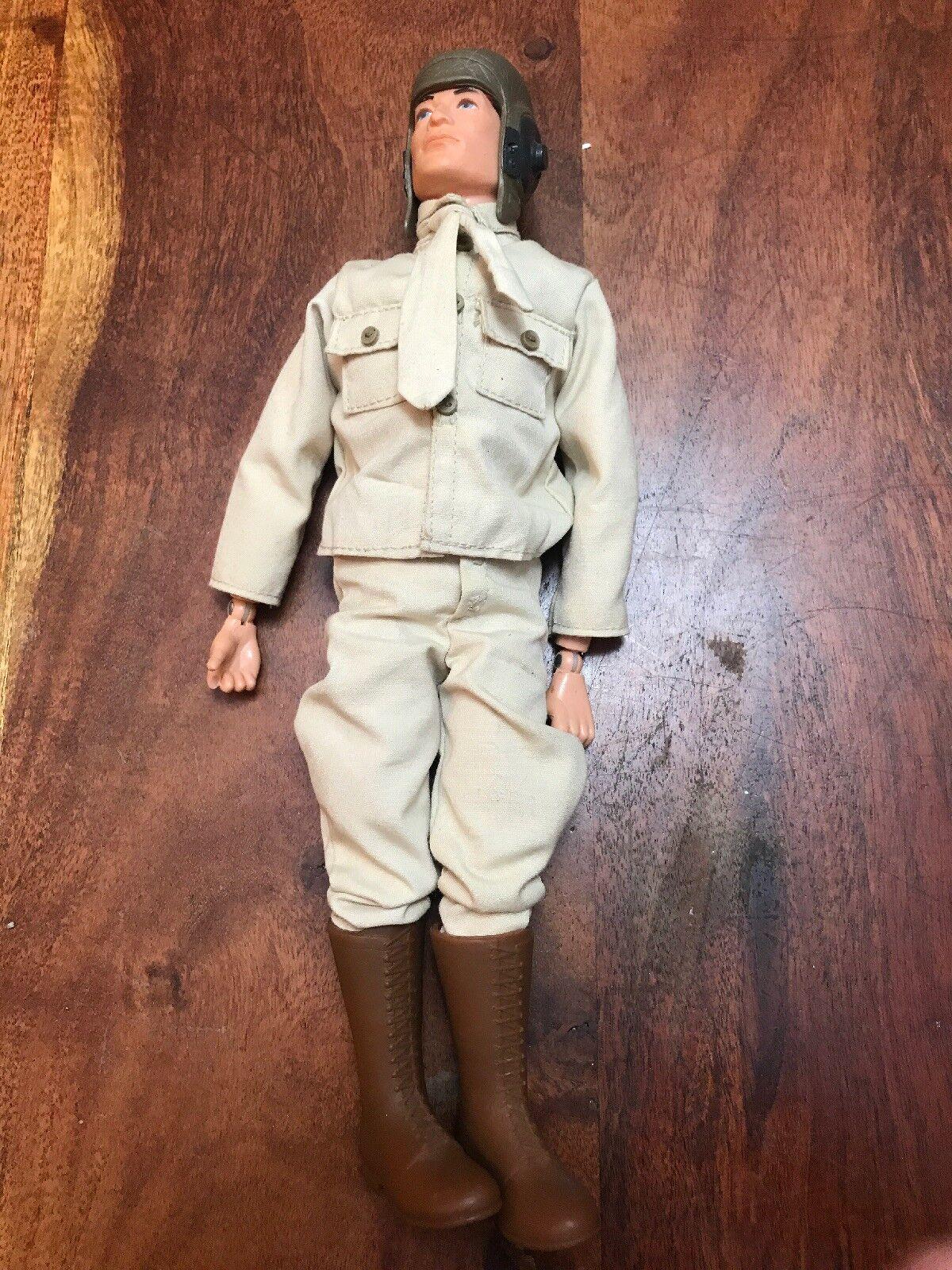 Da collezione 1964 Hasbro GI JOE Militare dell'Esercito azione cifra VESTITE Stivali 12 CG