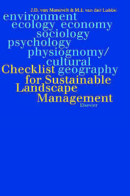 Checklist for Sustainable Landscape Management: Final Report of the EU Concerted