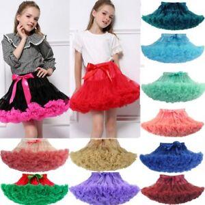 Women-Layers-Tulle-Adult-Tutu-Skirt-Petticoat-Pettiskirt-Princess-Ballet-Dress