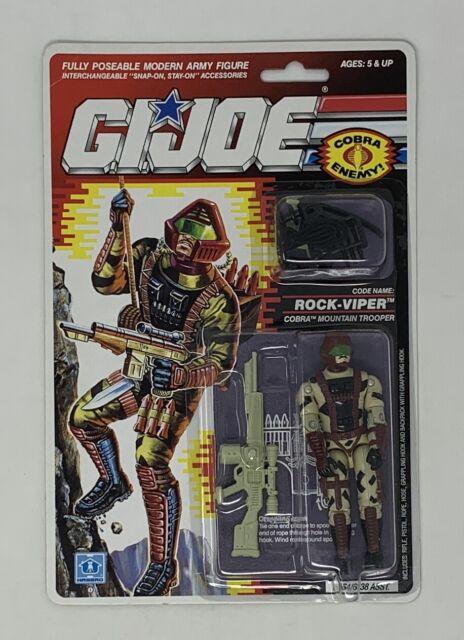 GI Joe Rock-Viper 1990 action figure