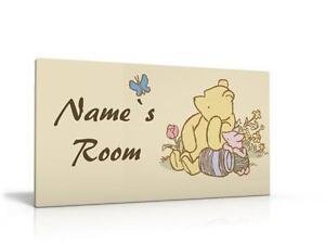 PERSONALISED DOOR SIGN MILLIE AND BORIS FREE P/&P NAME PLAQUE