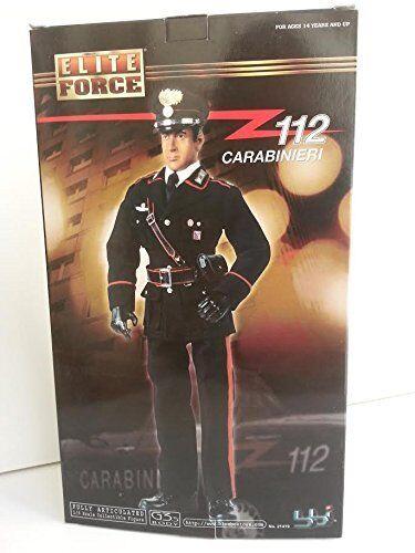 bluee Box Elite Force Maresciallo Dei Carabinieri Action Figure 34 Cm