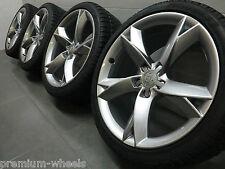 19 Zoll Winterräder original Audi A5 S5 8T A4 B8 8K Winterreifen (ZL:F18)