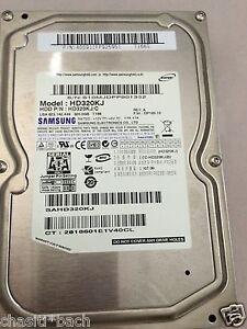 SAMSUNG HD320KJ WINDOWS 7 64 DRIVER