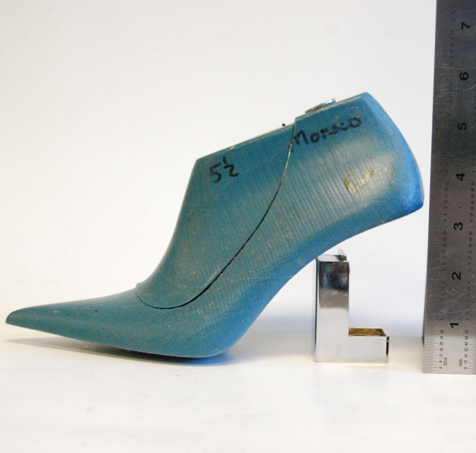 forma unica Donna  Stiletto scarpe Molds Lasts Pair, 3.5 3.5 3.5  Heel, US 5.5, EUR 35.5, Plastic  edizione limitata a caldo