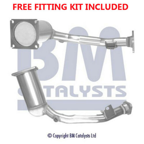 Fit with CITROEN SAXO Catalytic Converter Exhaust 90860H 1.1 Fitting Kit Includ