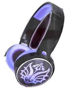 Touhou-project-design-headphones-Remilia-Scarlet-TAITO-anime-From-JAPAN