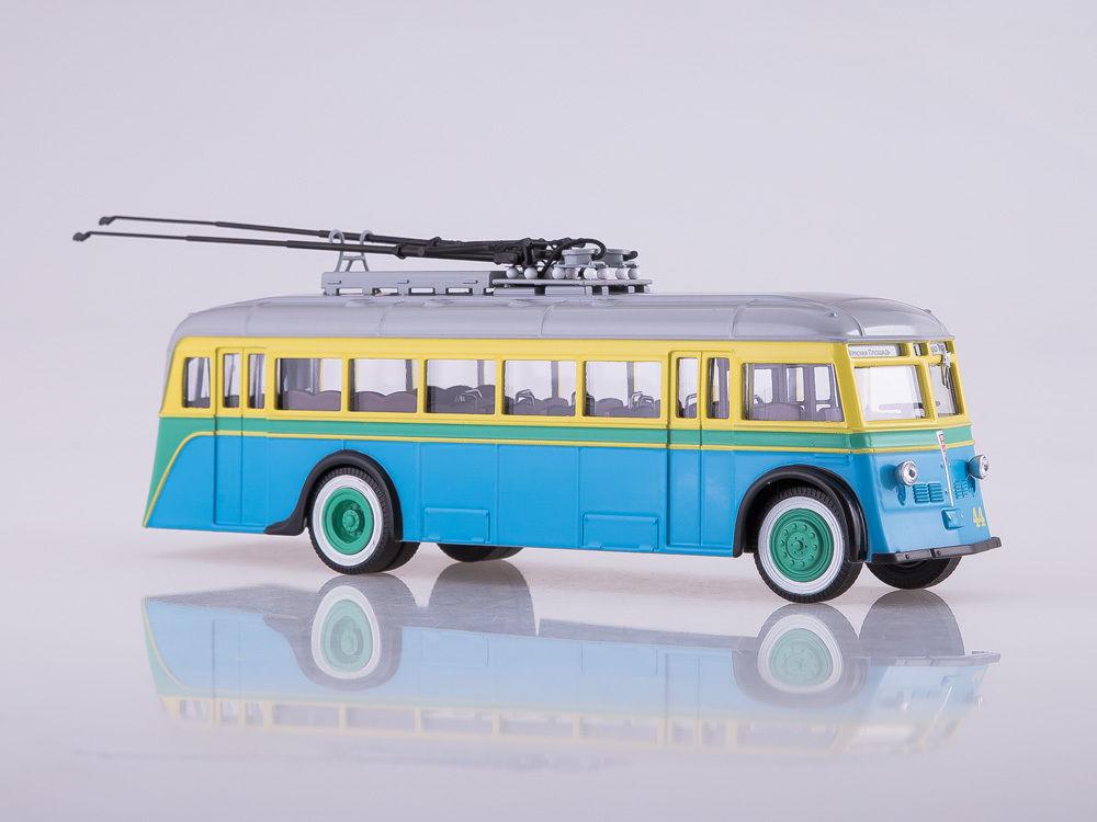Der obus yatb 1 sowjetischen bus 1 43