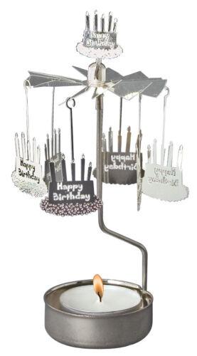 Geburtstag Pluto Produkter Rotierender Teelichthalter Teelicht Happy Birthday