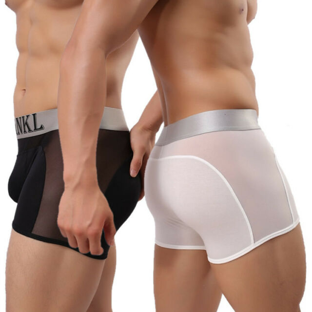 Sexy Men Underwear Waistband Shorts Trunks Boxer Briefs Modal Panties Underpants