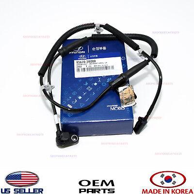 Front Left ABS Wheel Speed Sensor 956702B000 for Hyundai Santa Fe
