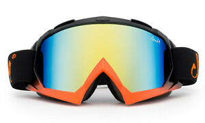Winter-Snow-Ski-Goggles-Unisex-Anti-Fog-Dual-Lens-UV-Protection-3-Layers-Foam