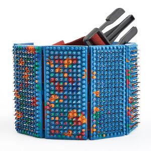 LYAPKO-Acupuncture-Belt-KID-3-5-Ag-960-Needles-Massage-Tool-US-Free-Shipping