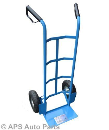 250kg Heavy Duty Industrial Sack Truck Industrial Hand Trolley Wheel Barrow Cart