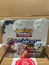 Pokémon TCG Sun and Moon Burning Shadows Booster Display Game - 162-81230