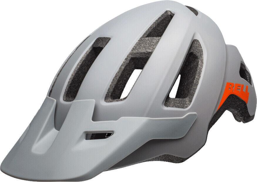 Bell Nomad MTB Ciclismo CascoGrigio