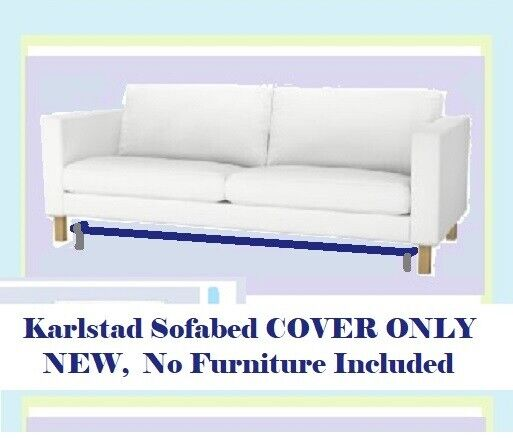 Amazing Ikea Karlstad Sofabed New Cover Only Matesavail Blekinge White Cotton Sofa Bed Short Links Chair Design For Home Short Linksinfo