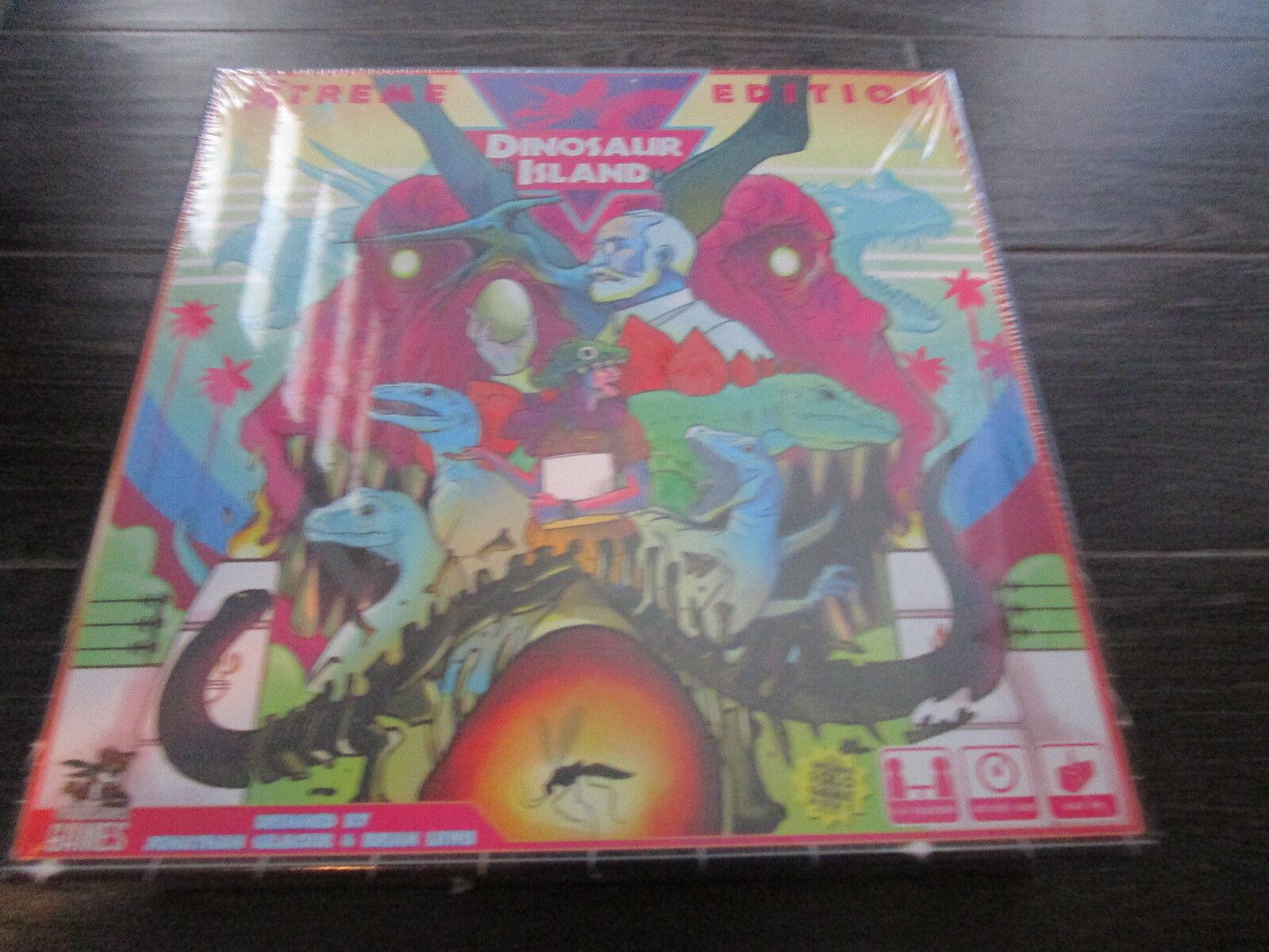 más descuento Isla de dinosaurios Parque Xtreme Edition Edition Edition promesa y arranque Exclusivo Juego De Mesa  mejor calidad