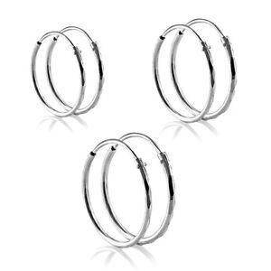 Sterling-Silver-Diamond-Cut-Hoop-Earrings-10mm-60mm