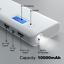 Power-Bank-10000mAh-External-Battery-Charger-USB-Portable-LCD-Display-Flashlight thumbnail 9
