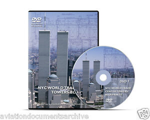 New york world trade center blueprints in dvd free shipping ebay image is loading new york world trade center blueprints in dvd malvernweather Image collections
