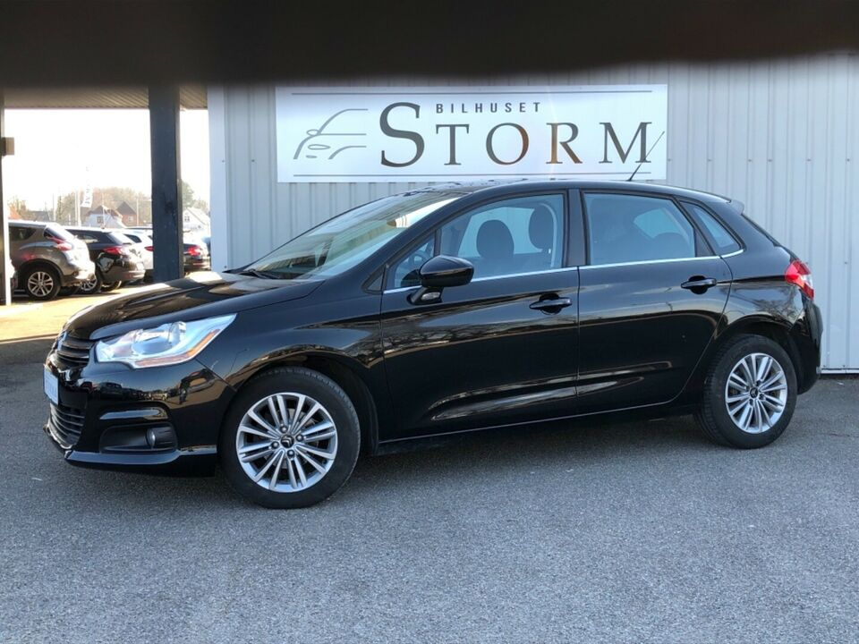 Citroën C4 1,6 HDi 92 Seduction Diesel modelår 2014 km 66000