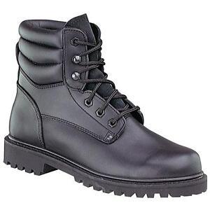 Sears Roebucks Work Boot Soft Toe Black