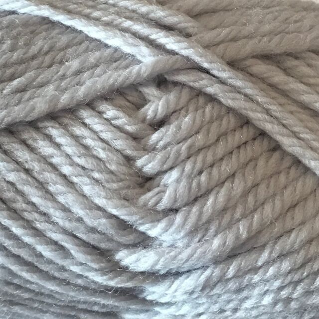 d83f4dd53dbe Cleckheaton Country Wide 14 Ply Wool 50g Ball Grey Ghost  0026 for ...